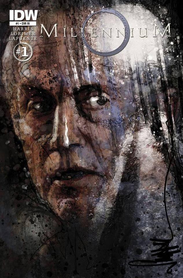 Millennium #1 (10 Copy Cover)