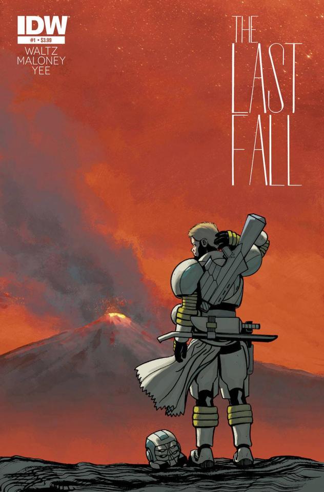 The Last Fall #1