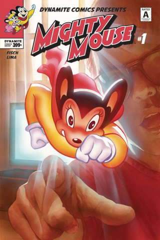Mighty Mouse #1 (Ross Cover)