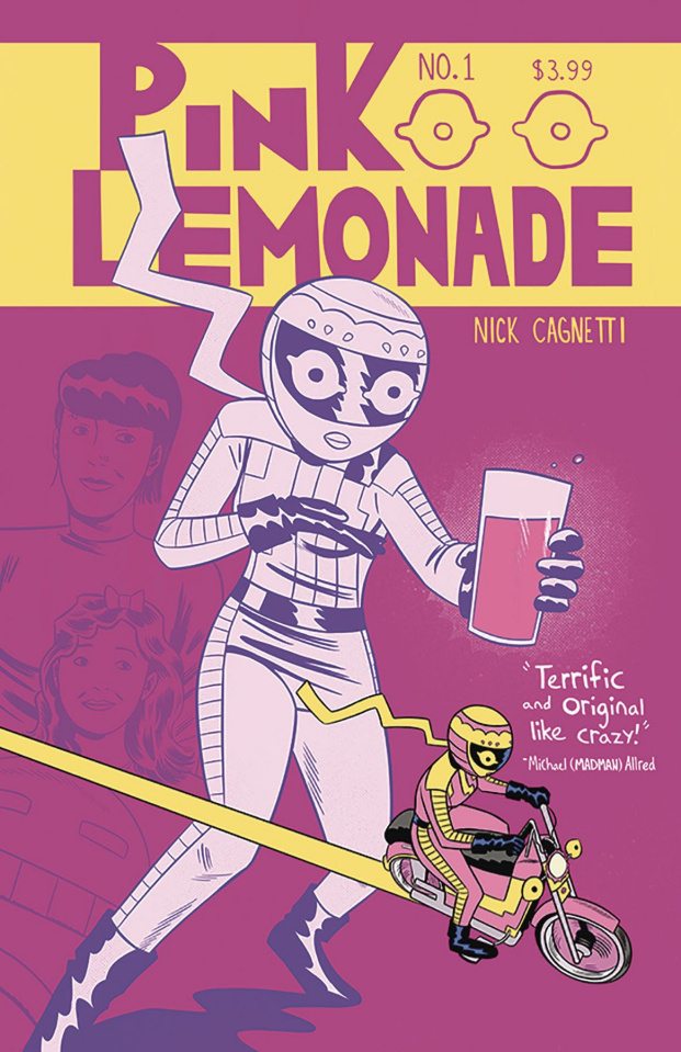 Pink Lemonade #1 (2nd Printing)