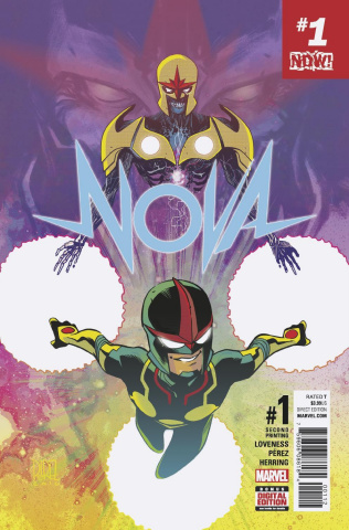 Nova #1 (2nd Printing)