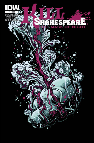 Kill Shakespeare: The Mask of Night #4