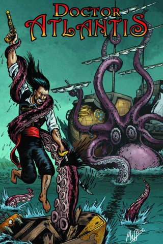 Doctor Atlantis Vol. 2