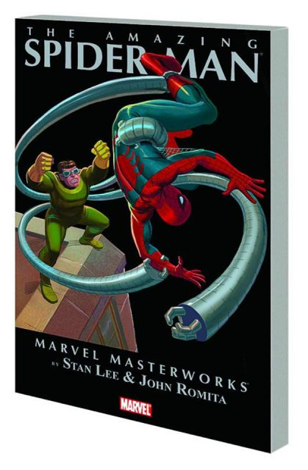 The Amazing Spider-Man Vol. 6 (Marvel Masterworks)