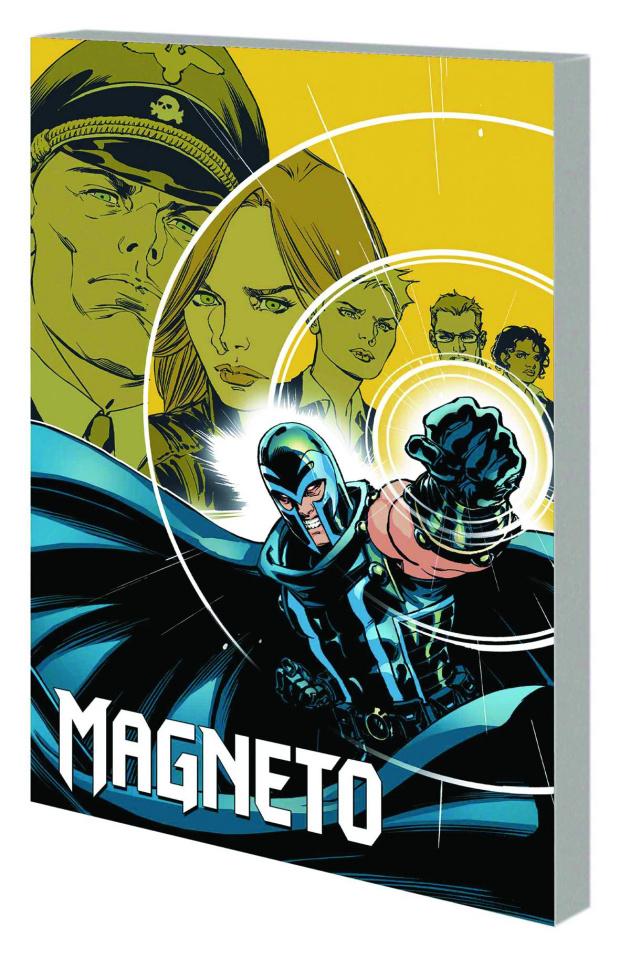 Magneto Vol. 3