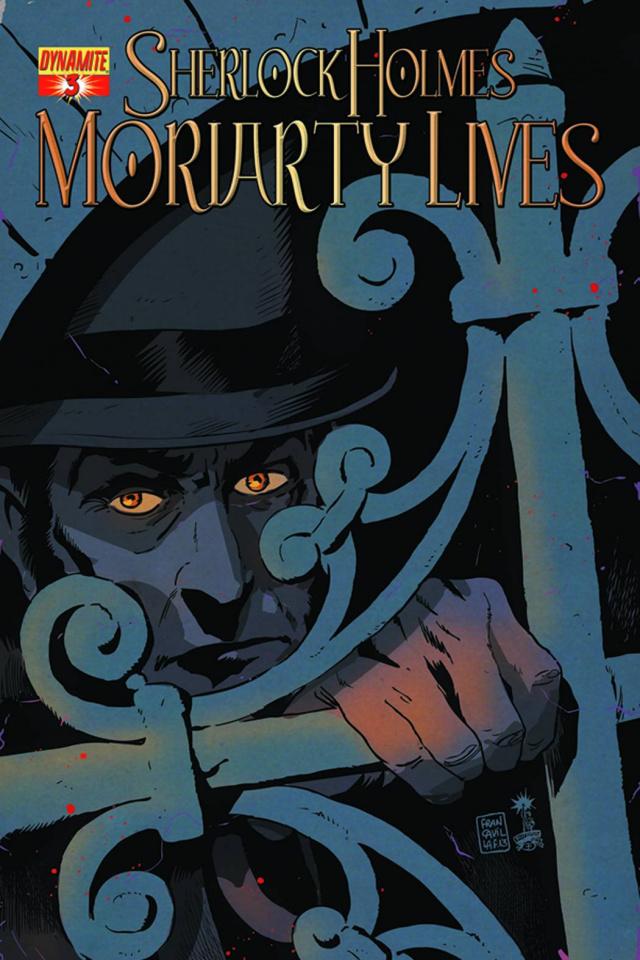 Sherlock Holmes: Moriarty Lives #3