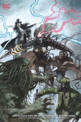 Justice League Dark & Wonder Woman: The Witching Hour #1 (Variant Cover)