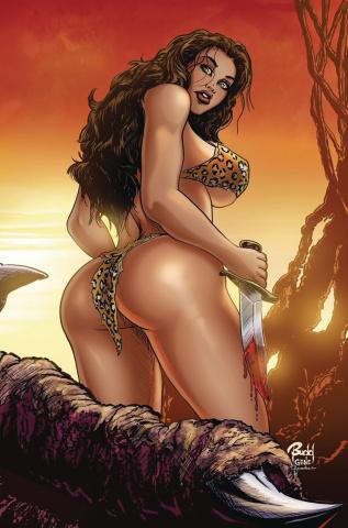 Cavewoman: Raptorella's Revenge #2 (Root Cover)