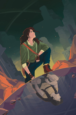 Tomb Raider: Survivors' Crusade #3