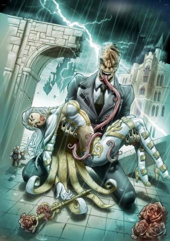 Grimm Fairy Tales: Wonderland #30 (El Tabanas Cover)