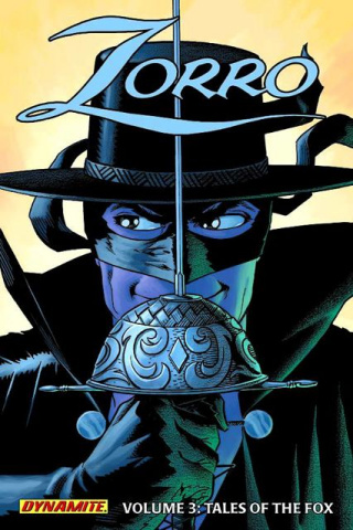 Zorro Vol. 3: Tales of the Fox