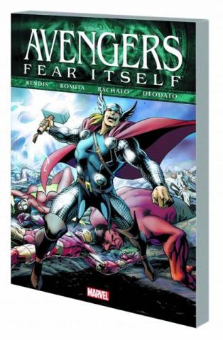 Avengers: Fear Itself