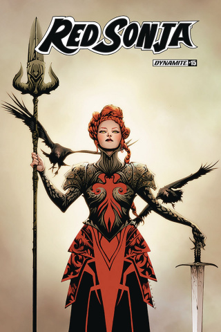Red Sonja #15 (Lee Cover)