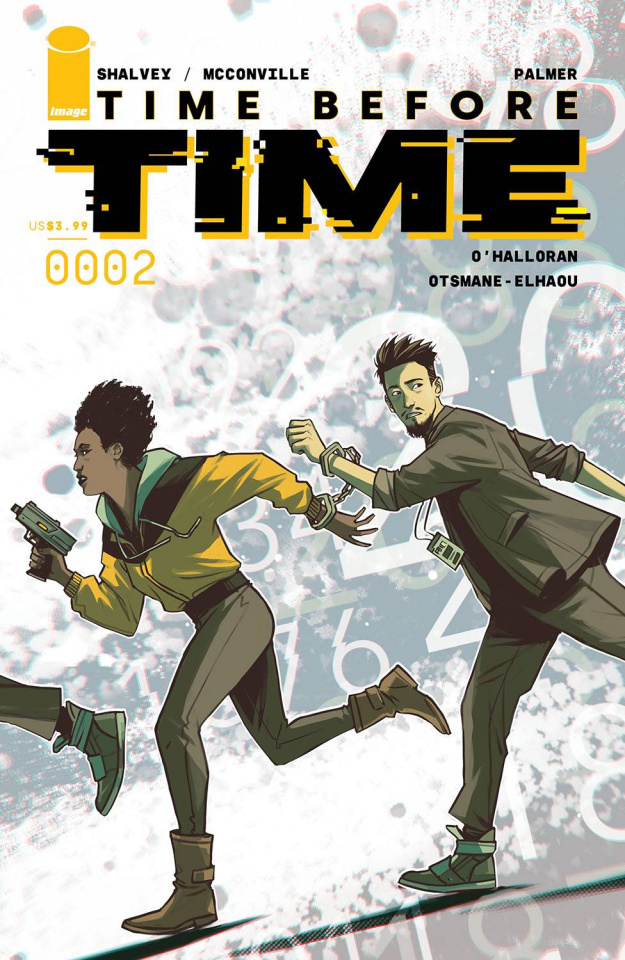 Time Before Time #2 (Wijngaard Cover)