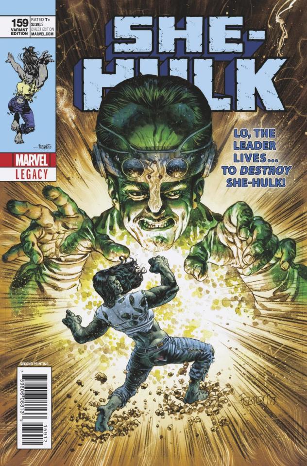 She-Hulk #159 (2nd Printing)