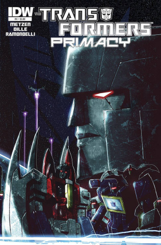The Transformers: Primacy #4