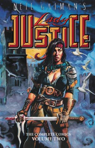 Lady Justice Vol. 2