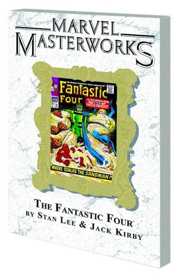Fantastic Four Vol. 7 (Marvel Masterworks)