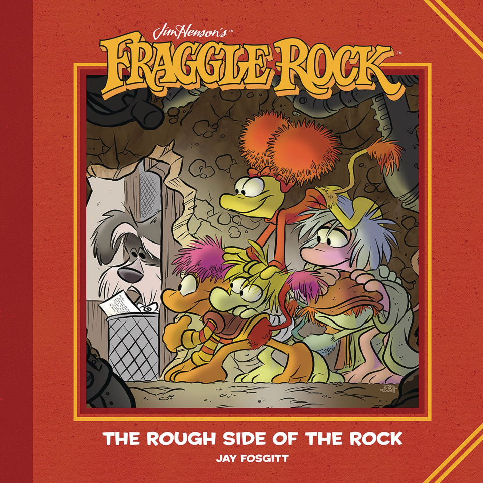 Fraggle Rock: The Rough Side of the Rock
