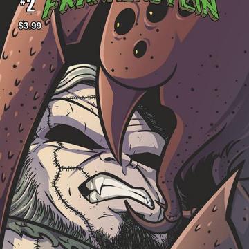 Bigfoot Frankenstein #2