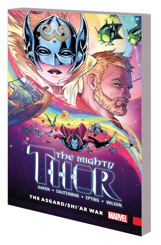 The Mighty Thor Vol. 3: The Asgard/Shi'ar War