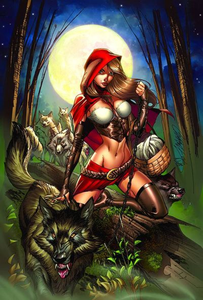 Grimm Fairy Tales: Myths & Legends Vol. 1