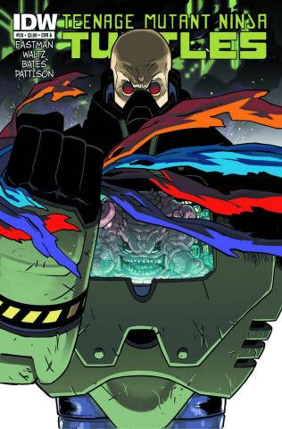 Teenage Mutant Ninja Turtles #20