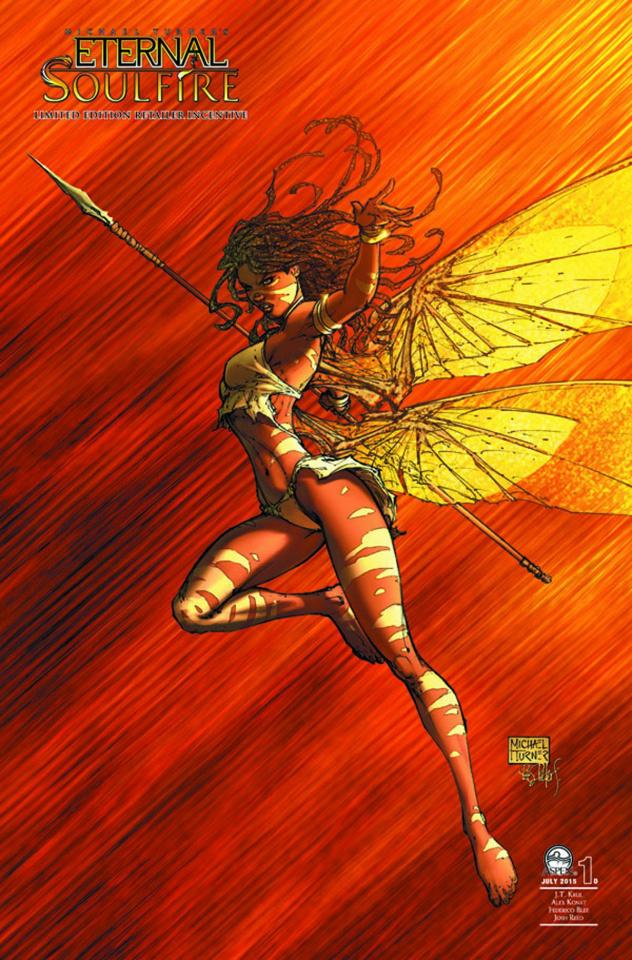Eternal: Soulfire #1 (24 Copy Cover)