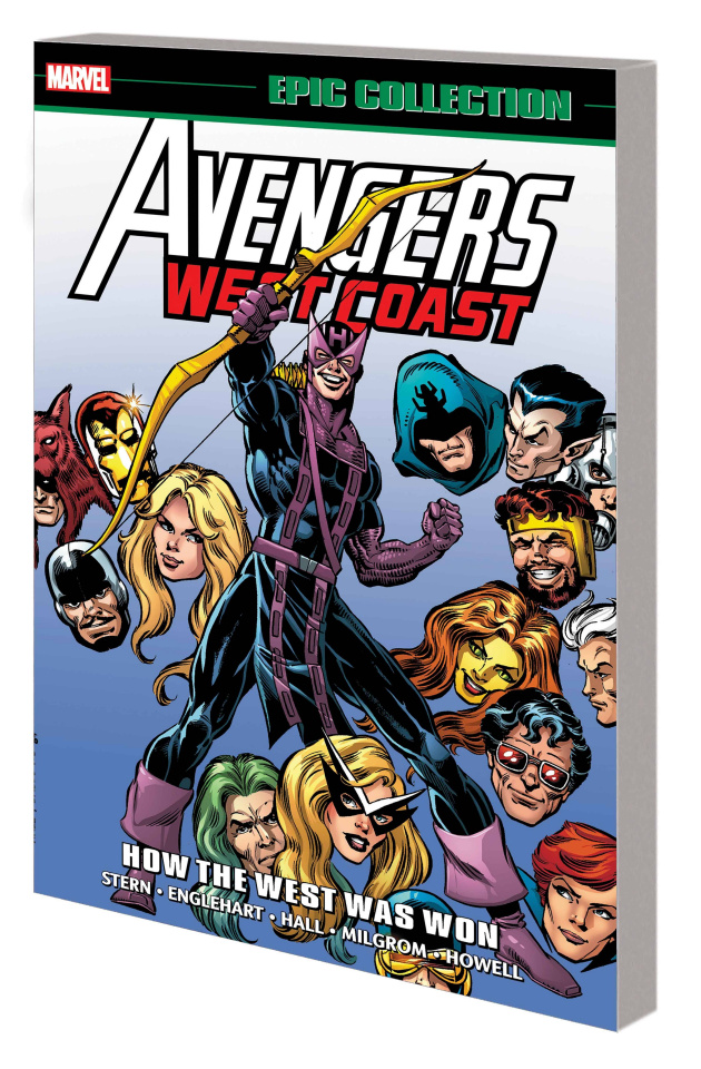 Avengers West Coast: How the West Was Won (Epic Collection)