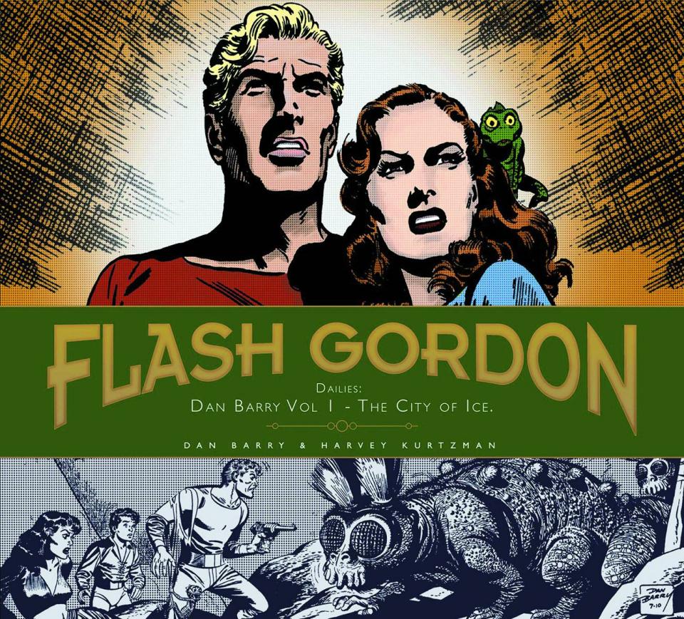 Flash Gordon Dailies Vol. 1: The City of Ice