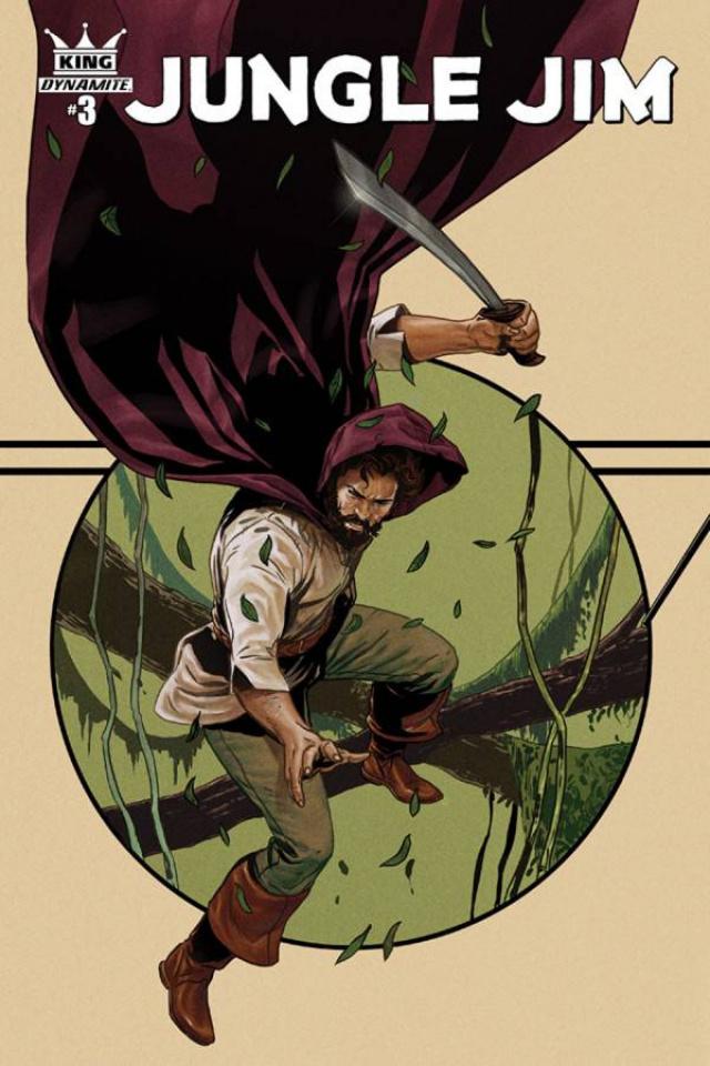 Jungle Jim #3 (20 Copy Laming Cover)