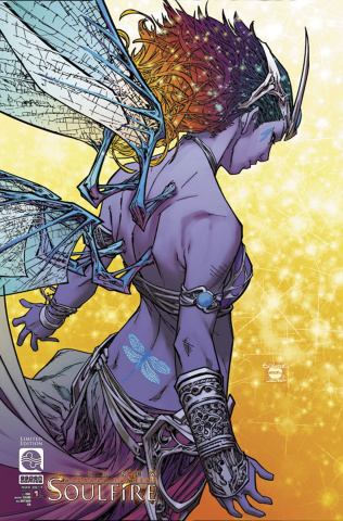 Soulfire #1 (12 Copy Cover)
