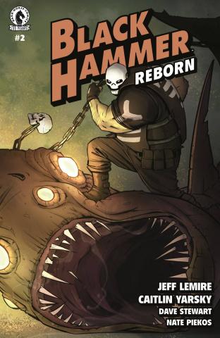 Black Hammer: Reborn #2 (Yarsky Cover)