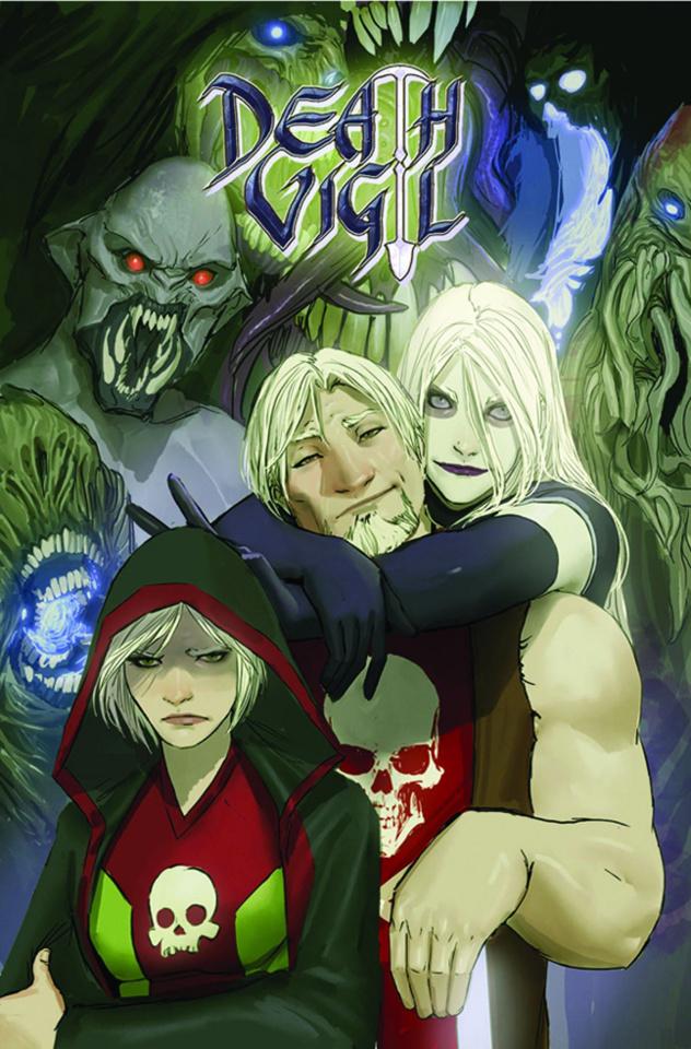 Death Vigil #1 (25 Copy Sejic Cover)