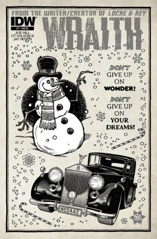 Wraith: Welcome To Christmasland #7