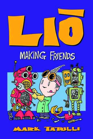 Lio Vol. 2: Making Friends