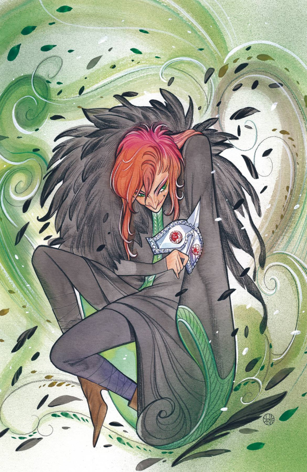 The Storyteller: Tricksters #4 (25 Copy Cover)
