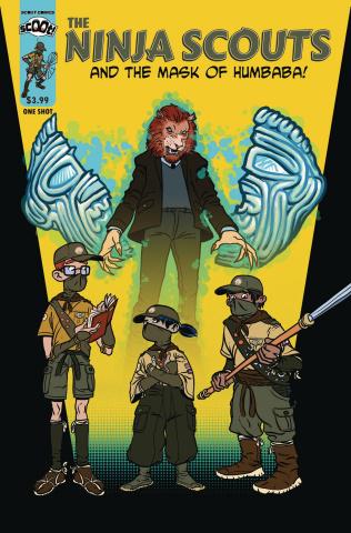 The Ninja Scouts #1