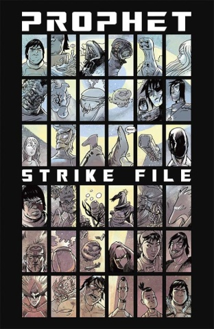 Prophet: Strike File #1