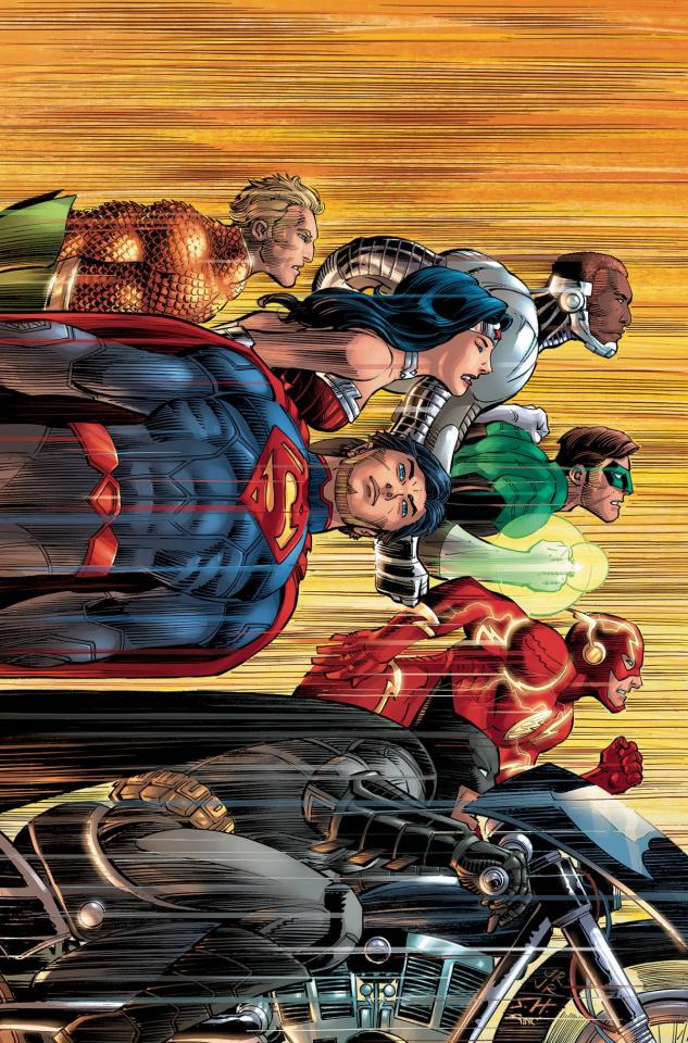 Justice League #50 (Romita Cover)