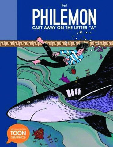 "Philemon Vol. 1: Cast Away on the Letter ""A"""