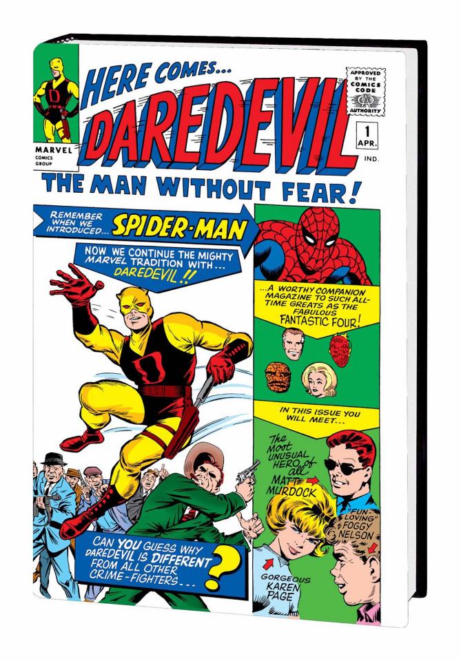Daredevil Vol. 1 (Omnibus)