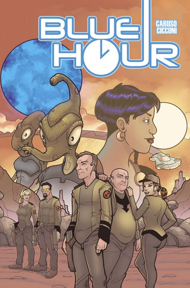 Blue Hour Vol. 1