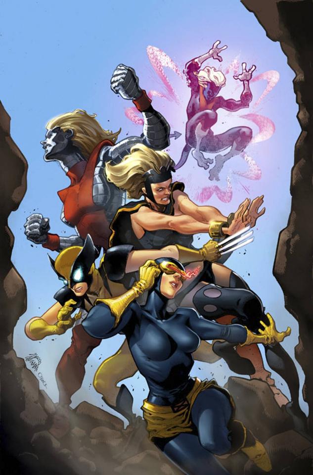 X-Men '92 #1 (X-Gwen Cover)