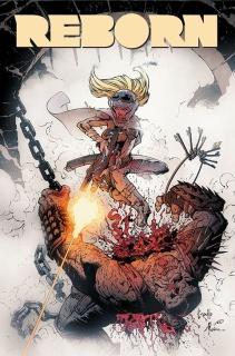 Reborn #4 (Capullo Cover)