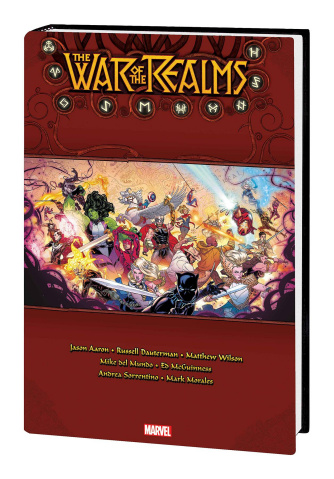 The War of the Realms (Omnibus Dauterman Cover)