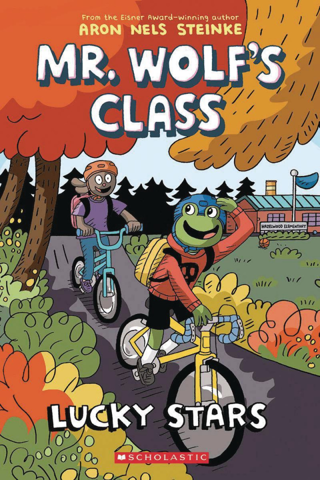 Mr. Wolf's Class Vol. 3: Lucky Stars