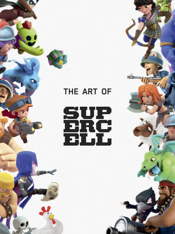 The Art of Supercell (10th Anniversary Edition)