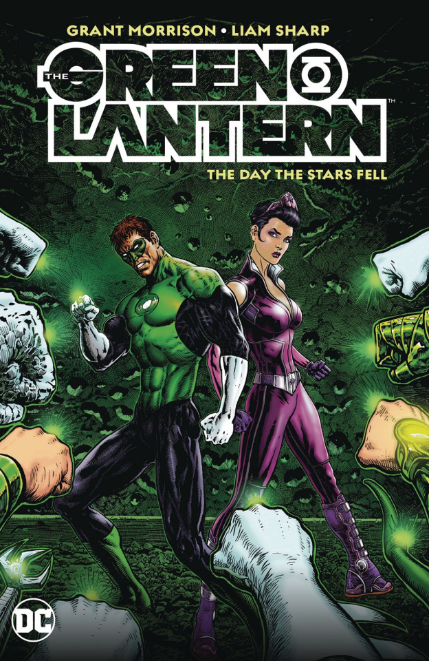 Green Lantern / Green Arrow: Space Traveling Heroes