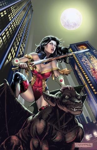 Grimm Fairy Tales #8 (Abrera Cover)
